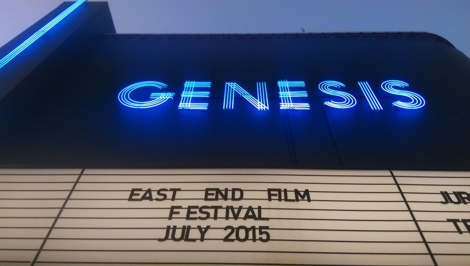 Genesis cinema, London East End